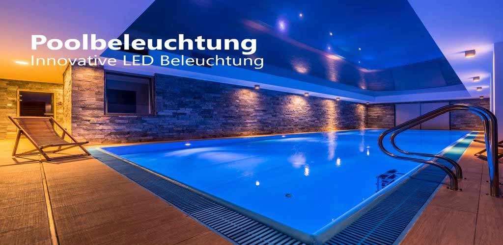 Poolbeleuchtung