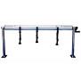 Aufrollvorrichtung DELUXE höhenverstellbar zur Festmontage bis 6,90  m 260 - 430 cm