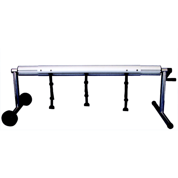 Mobile Aufrollvorrichtung DELUXE bis 6,90 m 260 - 430 cm