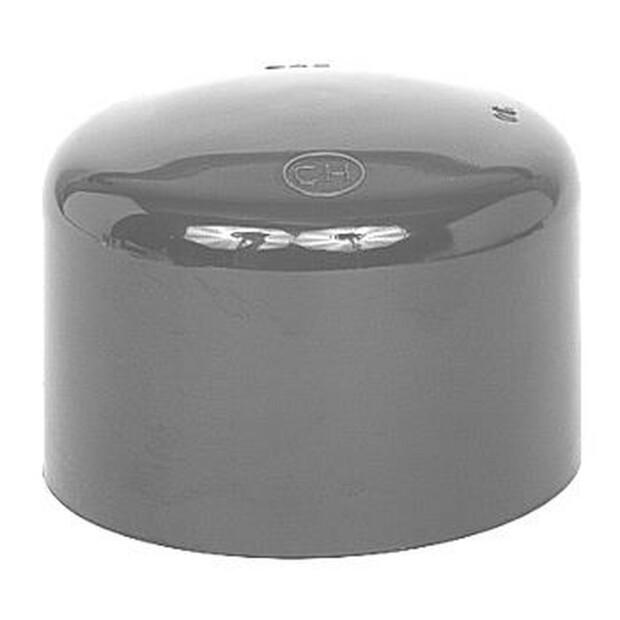 PVC Kappe zum kleben D 50