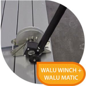 Walu Winch - Abrollsystem