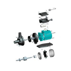 AquaStar 4 Pumpe - Ersatzteile Nr. 45 - Pumpenfuß