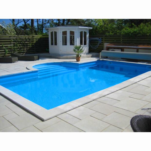 Beckenrandsteine granit natura kiruna schwimmbecken rechteck for Rechteck pool zum aufstellen