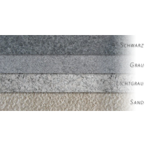 Beckenrandsteine Rechteck Granit Natura-Kiruna