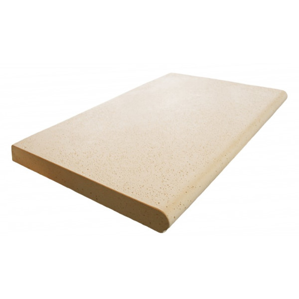 Farbe: Indian-Beige-Sparta 500 x 770 cm Achtform