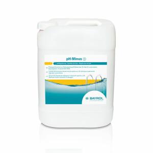 ph- Minus - flüssig  25 kg Bayrol