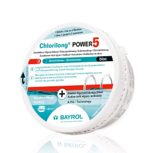 Chlorilong Power 5 Bloc Bayrol