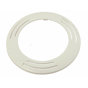 Adagio 10 LED-Scheinwerfer Abdeckung, Kunststoff / Edelstahl