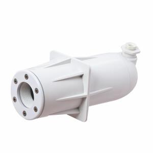 Adagio 10/17 LED-Lampen-Mauerdurchführung für...