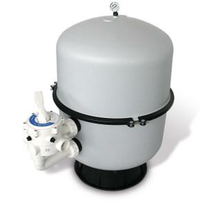 PPGF Sandfilter CLASSIC zweiteilig bis 400-600mm Durchmesser