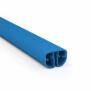 Schwimmbecken Handlaufpaket Plus - Oval, Blau inkl. Profilverbinder
