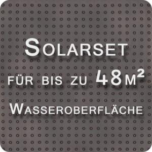OKU Solarabsorber-Set bis 48m² Wasseroberfläche