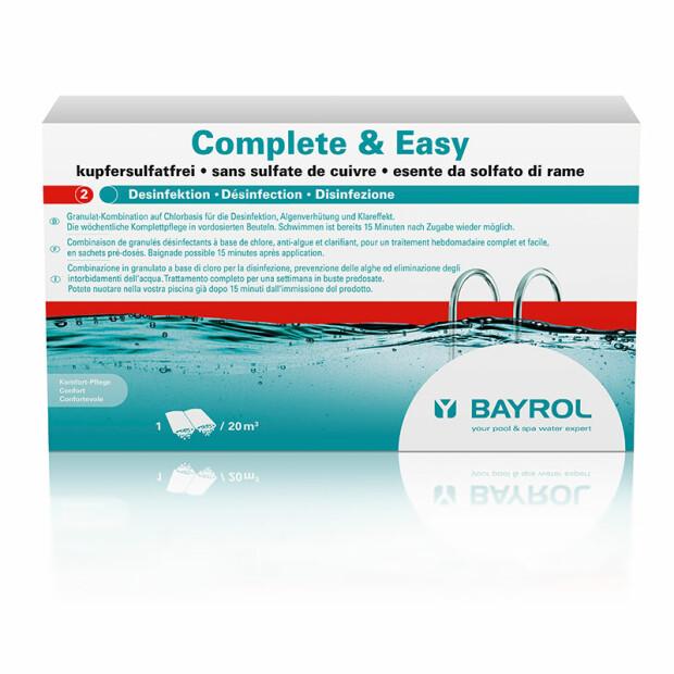Complete & Easy Bayrol für 20 m³