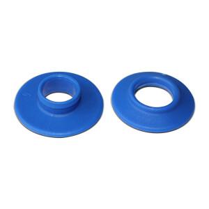 Clipösen für Solarplane D11mm in blau