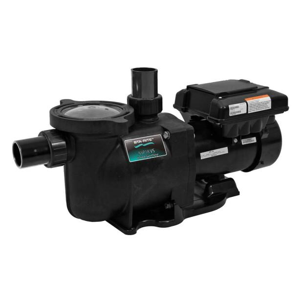 Sta-Rite S5P1R VS - frequenzgesteuerte Filterpumpe f. Schwimmbecken