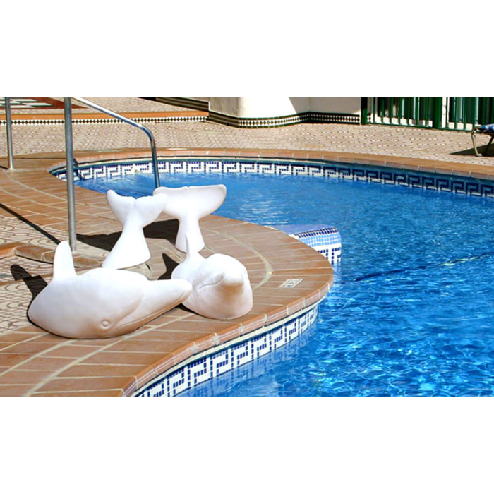 Poolfiguren -Delfin