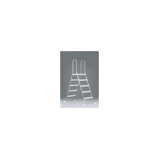 Leiter für Becken 100 cm hoch, freistehend HBE 100/100VA