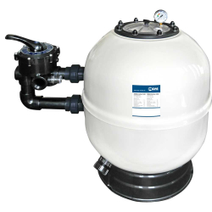 Mida Carbon GFK Filterbehälter