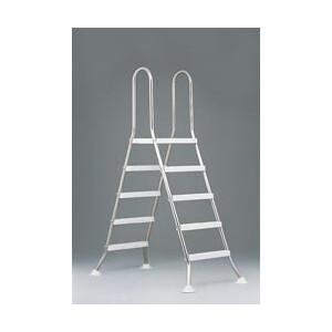 Leiter für Becken 150 cm hoch, freistehend HBE150/150VA