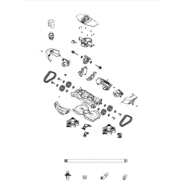Zodiac Automatischer Durchflussregler MX8 60001100