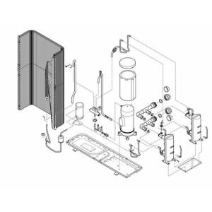 Nr.67 Heizband 45W für Kompressor