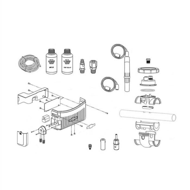 Nr.19 Eichlösung ORP 700 mV, 70 ml (Haltbarkeit beachten!)