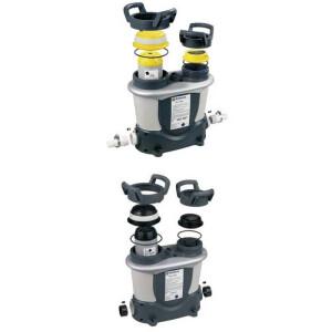 Nr.9 Verschlusskappe, Chlorbehälter, gelb für Pro A Plus