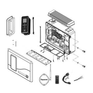 Nr.7 Kabelverschraubungen Set (2 x M12, 9 x M20 & 1 x M25)