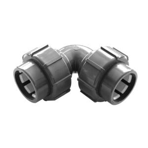 Flex-Fit PVC-U Übergangswinkel Klemm/ Klemm