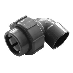 Flex-Fit PVC-U Übergangswinkel Klemm/ Klebemuffe