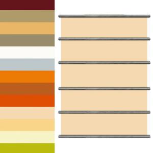 Sicherheitsabdeckung mit großer Farbauswahl (Rechteck)