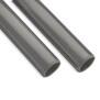 PVC-U Rohr 50 x 2,4mm schwarz, PN10 - 2m