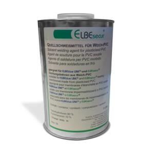 Quellschweißmittel Tetrahydrofuran für PVC - 1 Liter