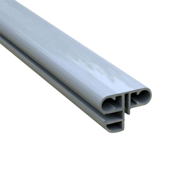 Aluminium Handlaufpaket -FAMILY- für Achtformbecken 855 x 500 cm