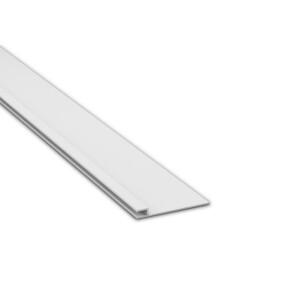 Keilbiesen-Profil gerade für Styrodurbecken B105mm...