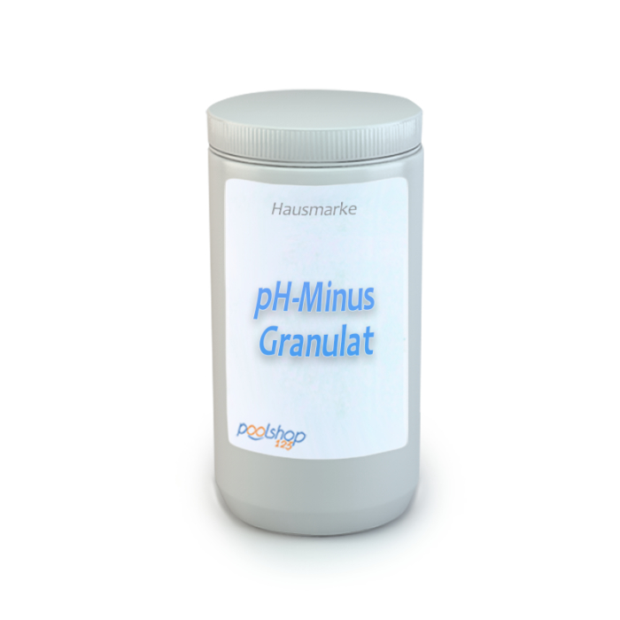 1,5 kg pH-Minus Granulat