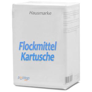 Flockmittel Kartusche - 1 kg