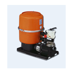 Pool Sandfilteranlage -DWS- mit Speck-Pumpen (230 Volt) bis 14 m³/h DWS 120 B - Bettar 14