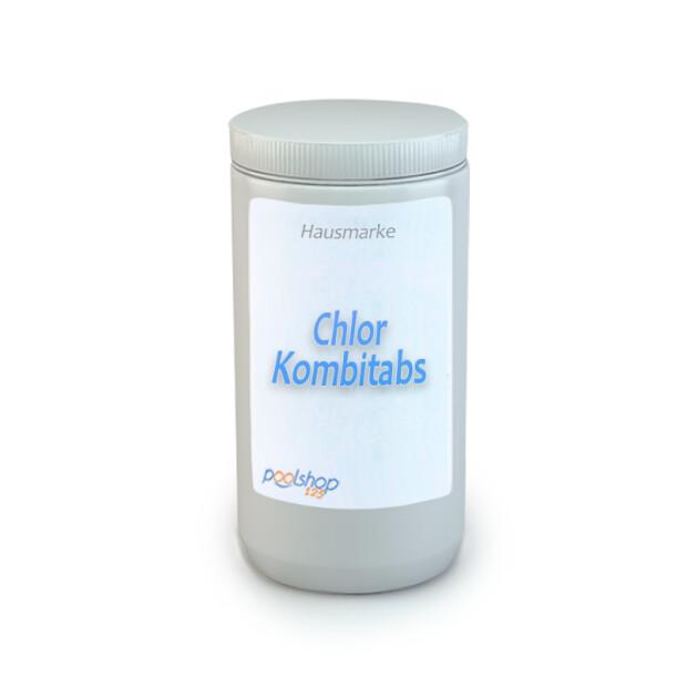 Chlor Kombitabs 3 in1 (200 g Tabs) 10 kg