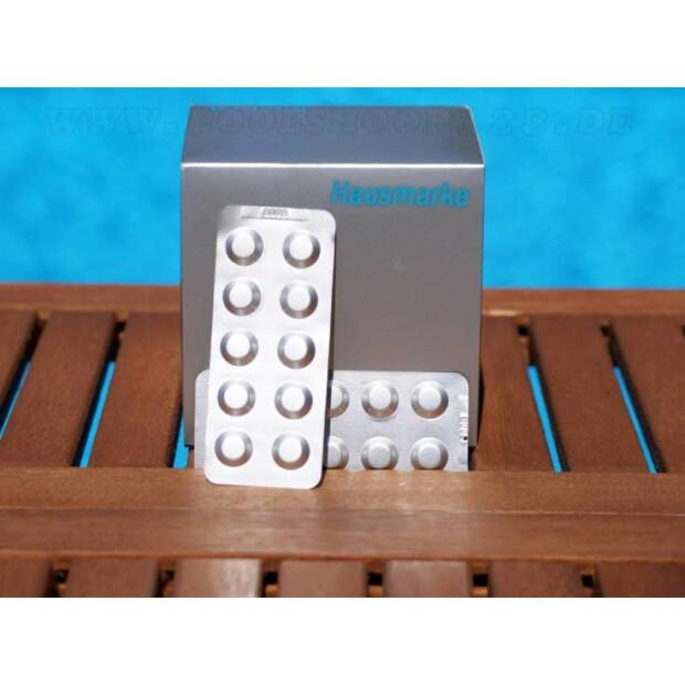 DPD N° 1 - RAPID Tabletten 10er Streifen