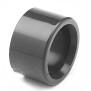 Reduzierung PVC - kurz - allseitig Klebemuffen 63 - 50 mm