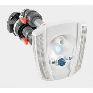 Badu Jet wave Anschlusssatz 400V, 58 m³/h, LED weiß