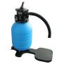 Sandfilterkessel Classic PRO Aqua mit Ventil D500mm