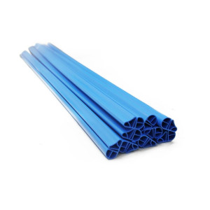 Schwimmbecken Handlaufpaket OFB - Oval, Blau inkl. Profilverbinder 490 x 300 cm