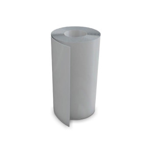 Rundbecken Stahlmantel - 120 cm Tief 0,6 mm 420 x 120 cm