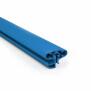 Pool Kombihandlauf für Achtform-Becken - blau 725x460 cm