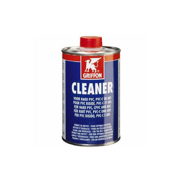 Griffon Reiniger für PVC-Rohre und Fittinge Gebinde 125 ml
